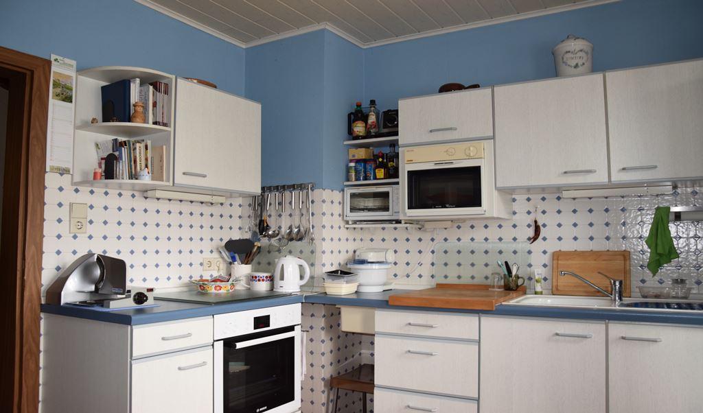 1.OG, Küche