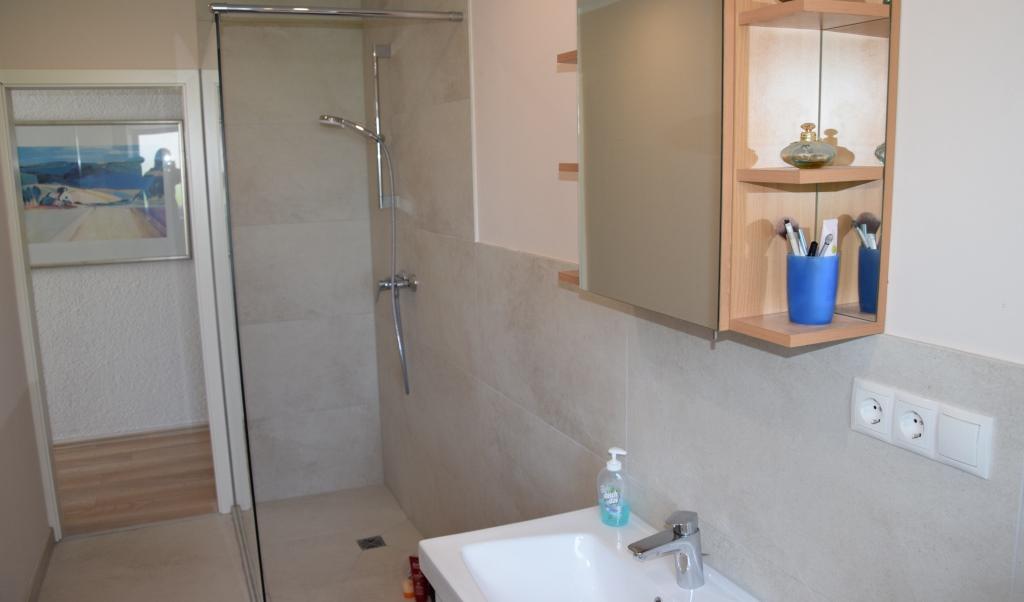 Duschkabine Badezimmer
