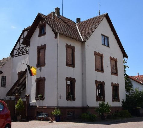 Historisches Mehrfamilienhaus, 67227 Frankenthal, Haus