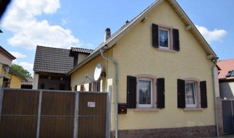 Idyllisches Einfamilienhaus zum Wohlfühlen!!, 67229 Gerolsheim, Einfamilienhaus
