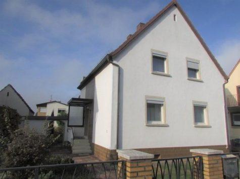 Lebe frei!! Freistehendes Einfamilienhaus mit tollem Grundstück!, 67259 Beindersheim, Einfamilienhaus