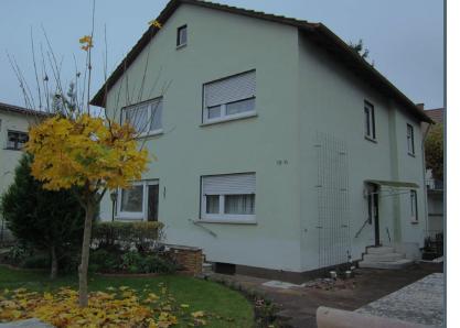 Hübsches Zweifamilienhaus, 68623 Lampertheim, Haus