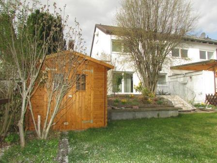 Wunderschönes Reihenendhaus mit Garage und tollem Garten!, 67258 Heßheim, Reihenendhaus